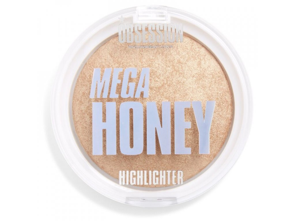 Makeup Obsession - Rozjasňovač Mega honey