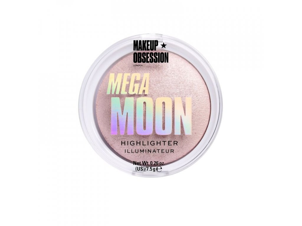 Makeup Obsession - Rozjasňovač Mega moon