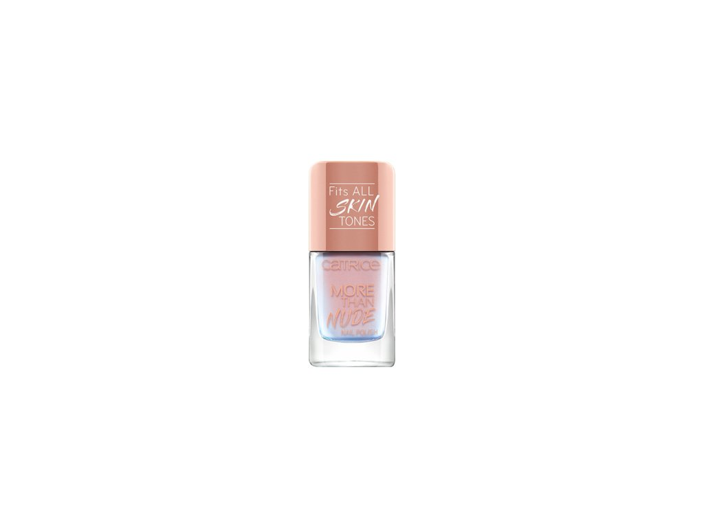 CATRICE - Lak na nehty More Than Nude 04 Shimmer Pinky Swear