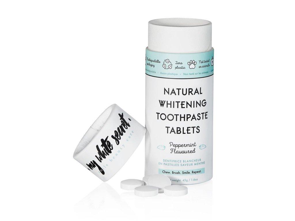 My White Secret - Zubní pasta v tabletách (60ks)