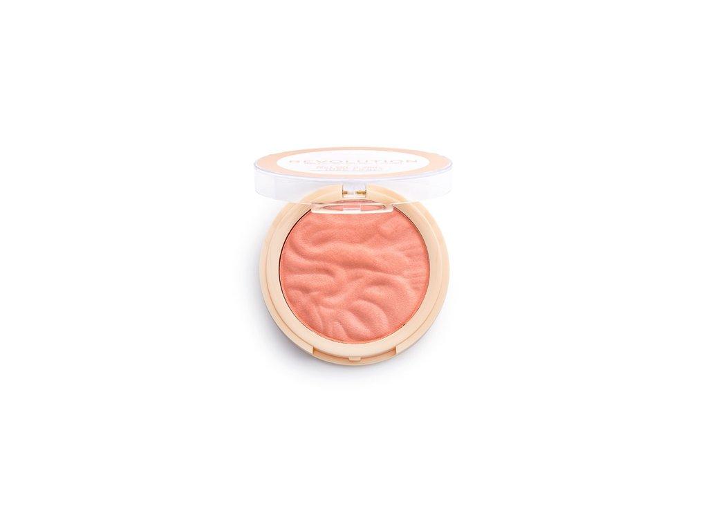 Makeup Revolution - Tvářenka Reloaded Peach Bliss
