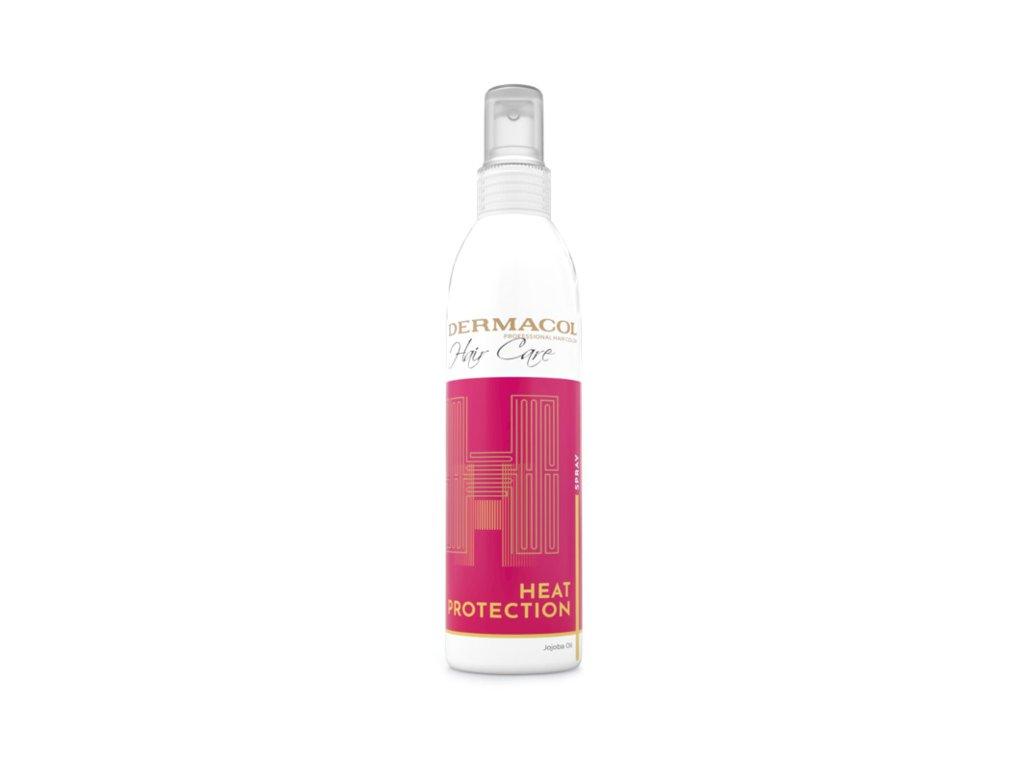Dermacol -  Ochranný sprej na vlasy Heat protection spray 200 ml