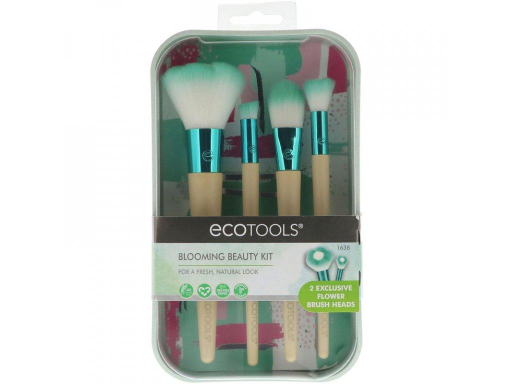ECOTOOLS - Sada štětců Blooming Beauty Make-up Brush Set 1638