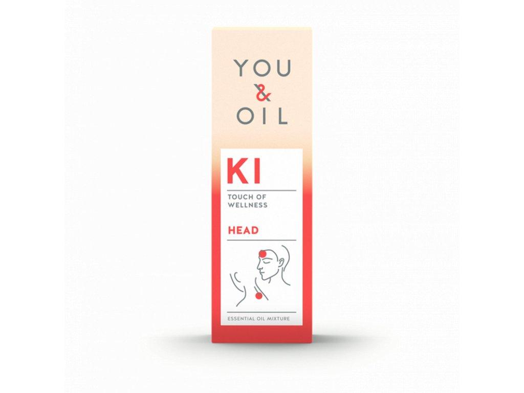 You & Oil - Bioaktivní směs Bolest hlavy (5 ml)