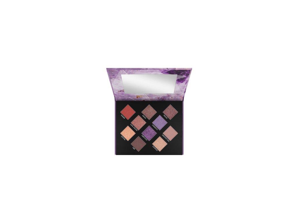 CATRICE - Paleta očních stínů Crystallized Amethyst