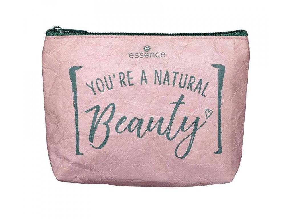 Essence - taštička na make-up You are a natural beauty