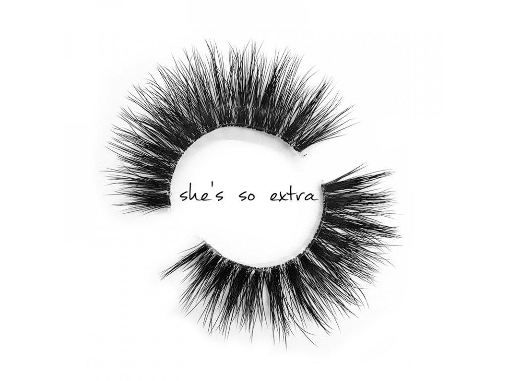 Petra Lovely Hair - Umělé řasy she's so EXTRA