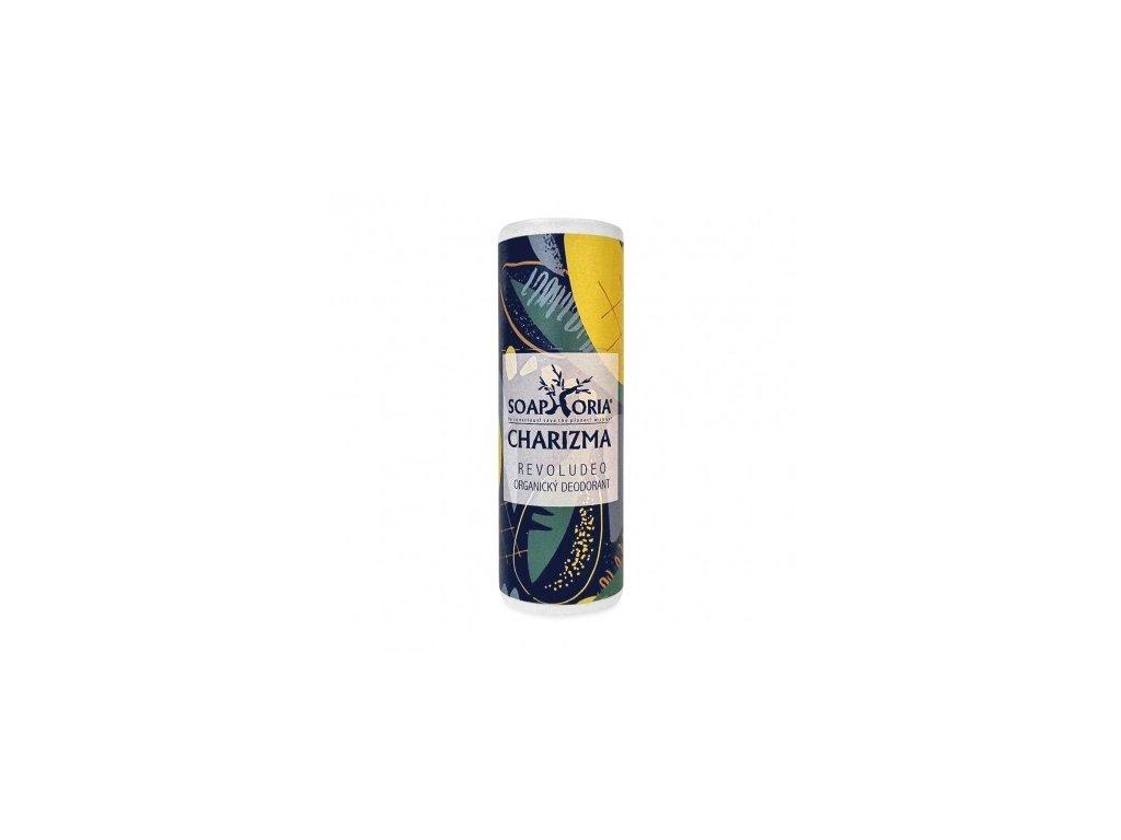 SOAPHORIA - Revoludeo organický deodorant Charizma 55g
