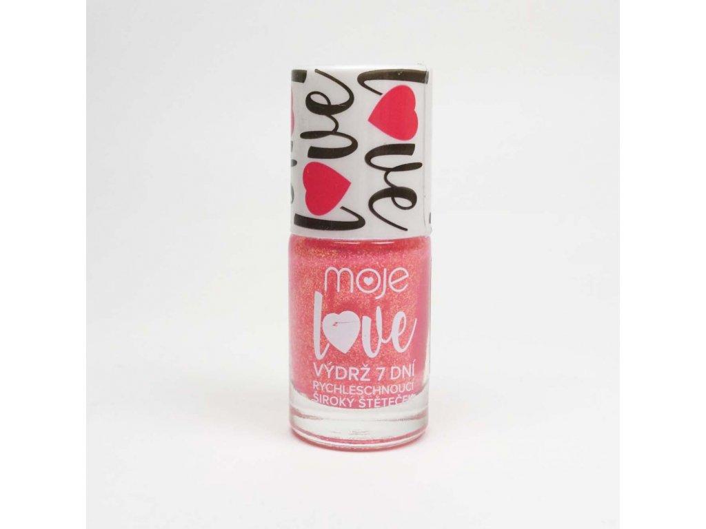 Moje - Lak na nehty Moje Love 3