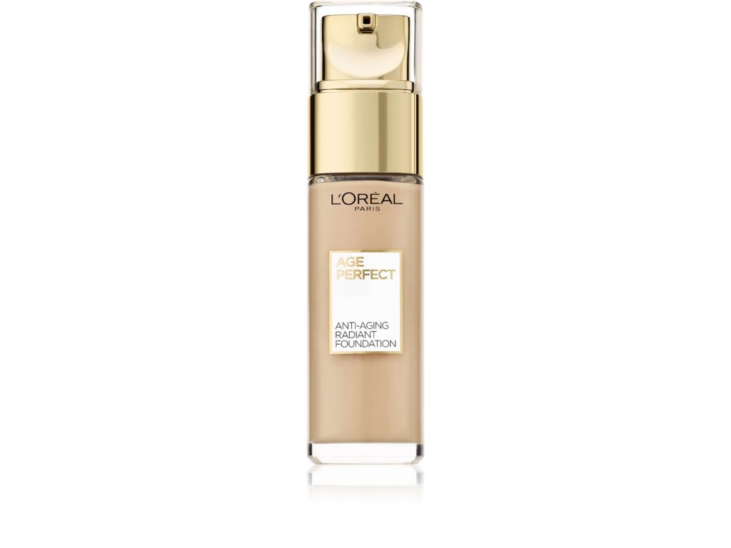 L´Oréal - Age Perfect rozjasňující make-up 130 GOLDEN IVORY 30ml