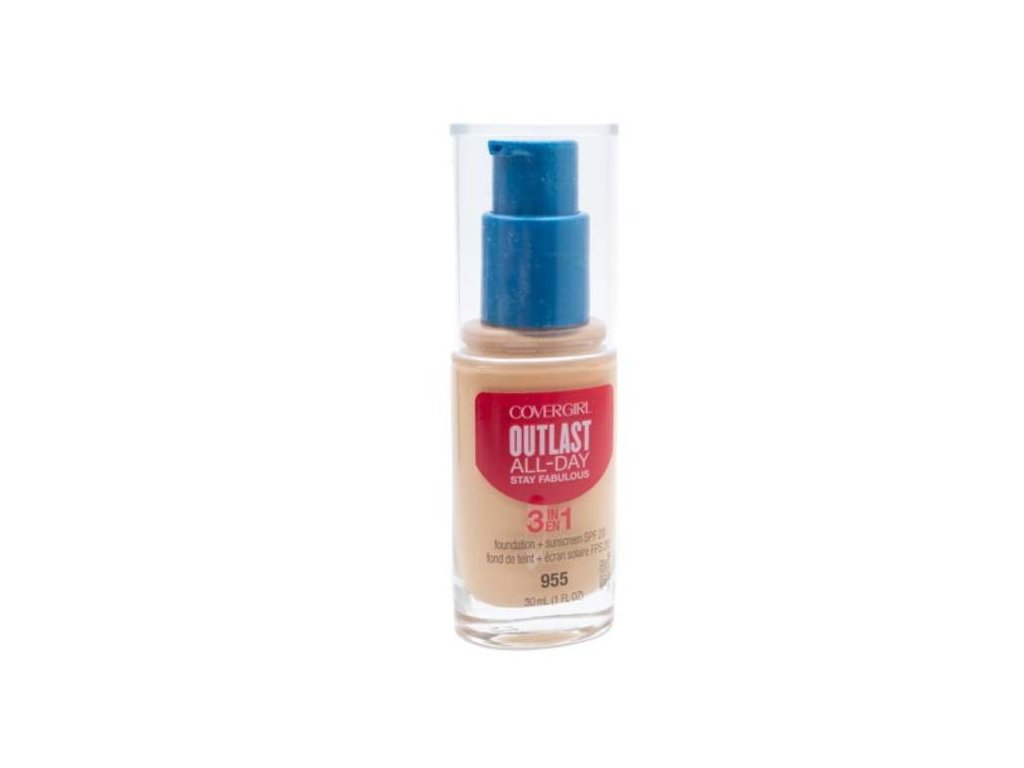 Covergirl - Make-up Outlast Stay Fabulous Foundation 955