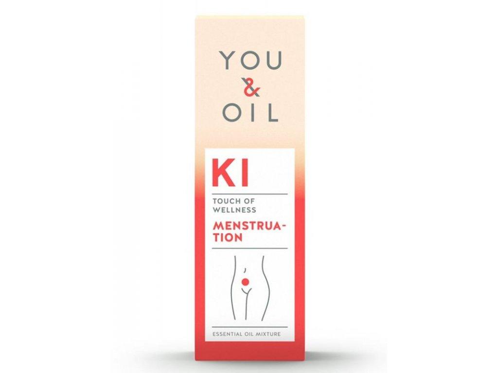 You & Oil - Bioaktivní směs Menstruace (5 ml)4779035860335 1