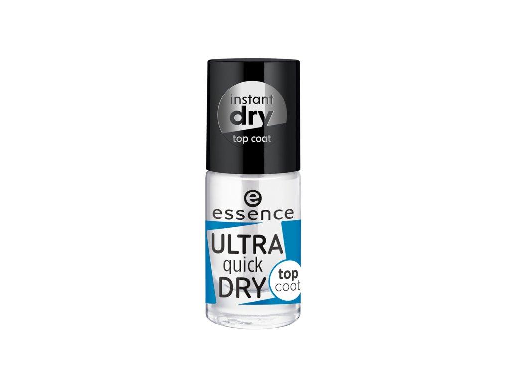 ESSENCE - Krycí lak ultra quick dry top coat