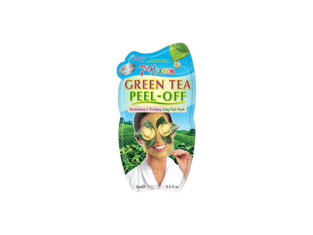 7th Heaven - Slupovací maska ze zeleného čaje 10 g