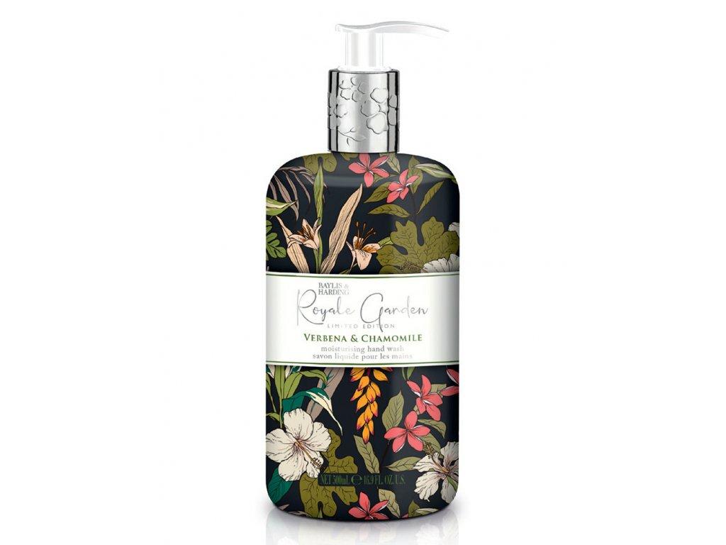 Baylis & Harding - Luxusní tekuté mýdlo na ruce - Verbena & Chamomile, 500ml