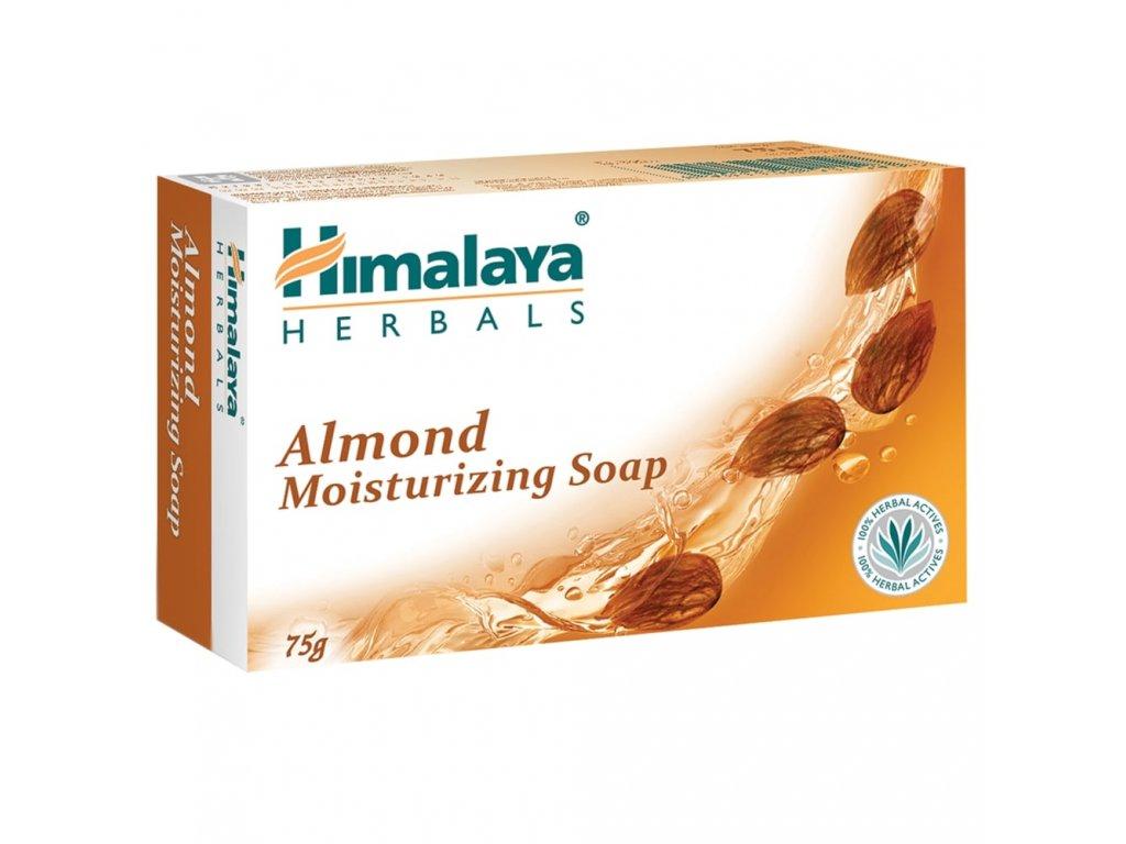 Himalaya Herbals - Mandlové hydratační mýdlo 75g