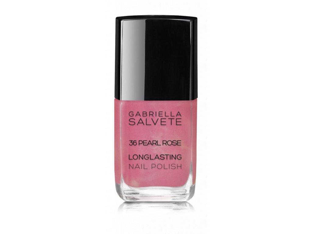 Gabriella Salvete - Dlouhotrvající lak na nehty 36 PEARL ROSE