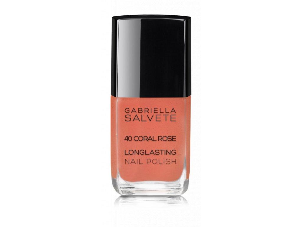 Gabriella Salvete - Dlouhotrvající lak na nehty 40 CORAL ROSE