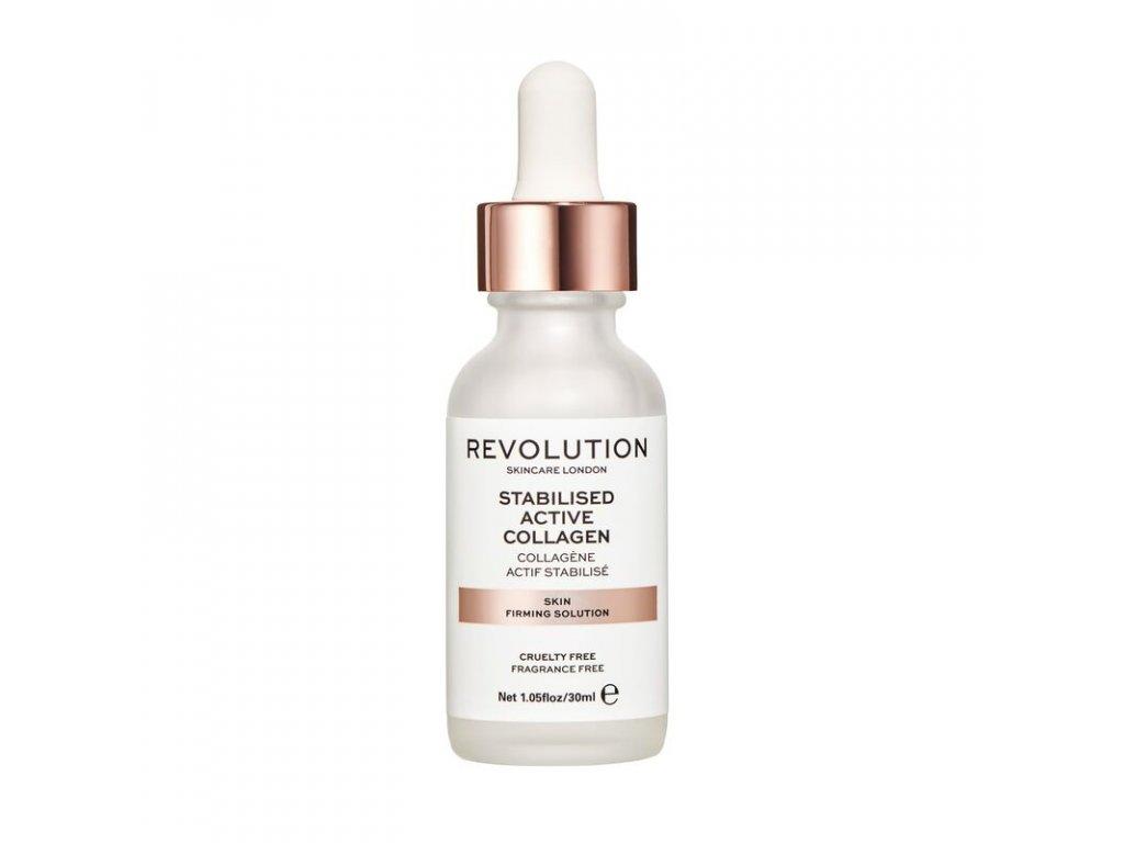 Makeup Revolution Skincare - Skin Firming Solution - Stabilised Active Collagen