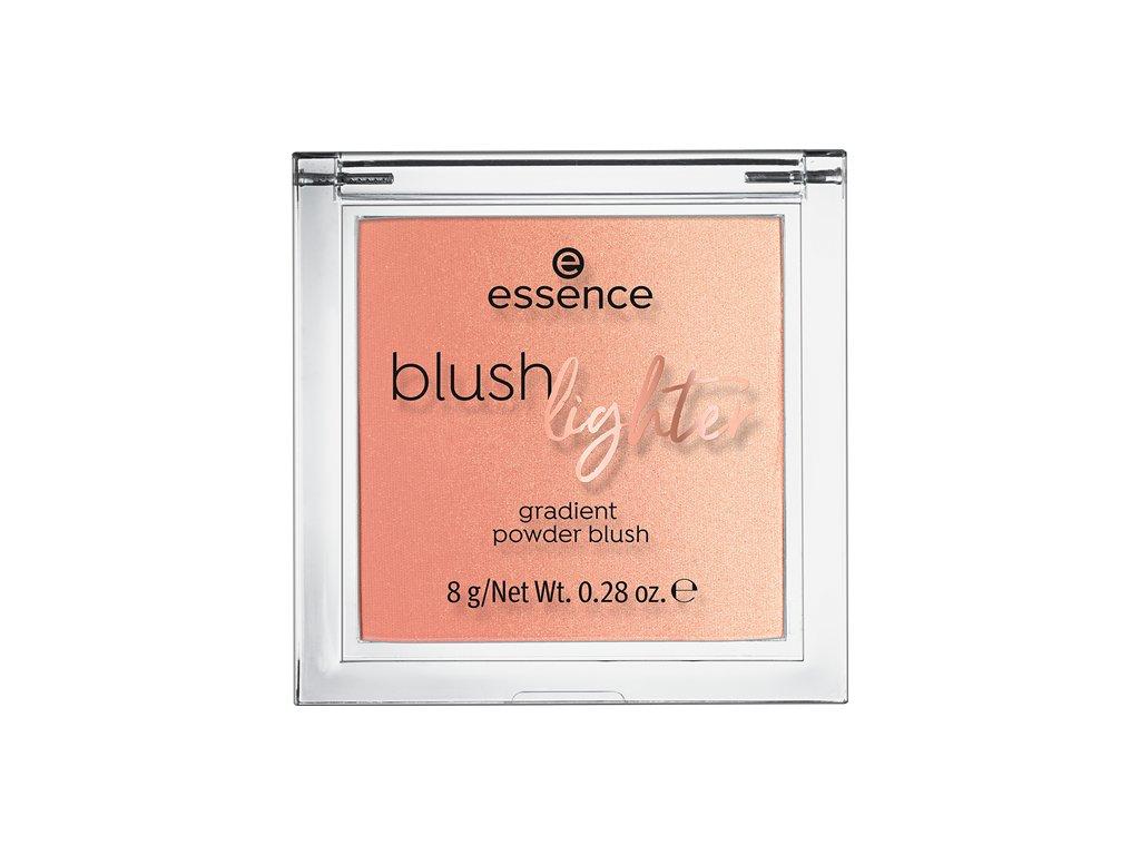 ESSENCE - tvářenka blush lighter 02. Coral Sunset