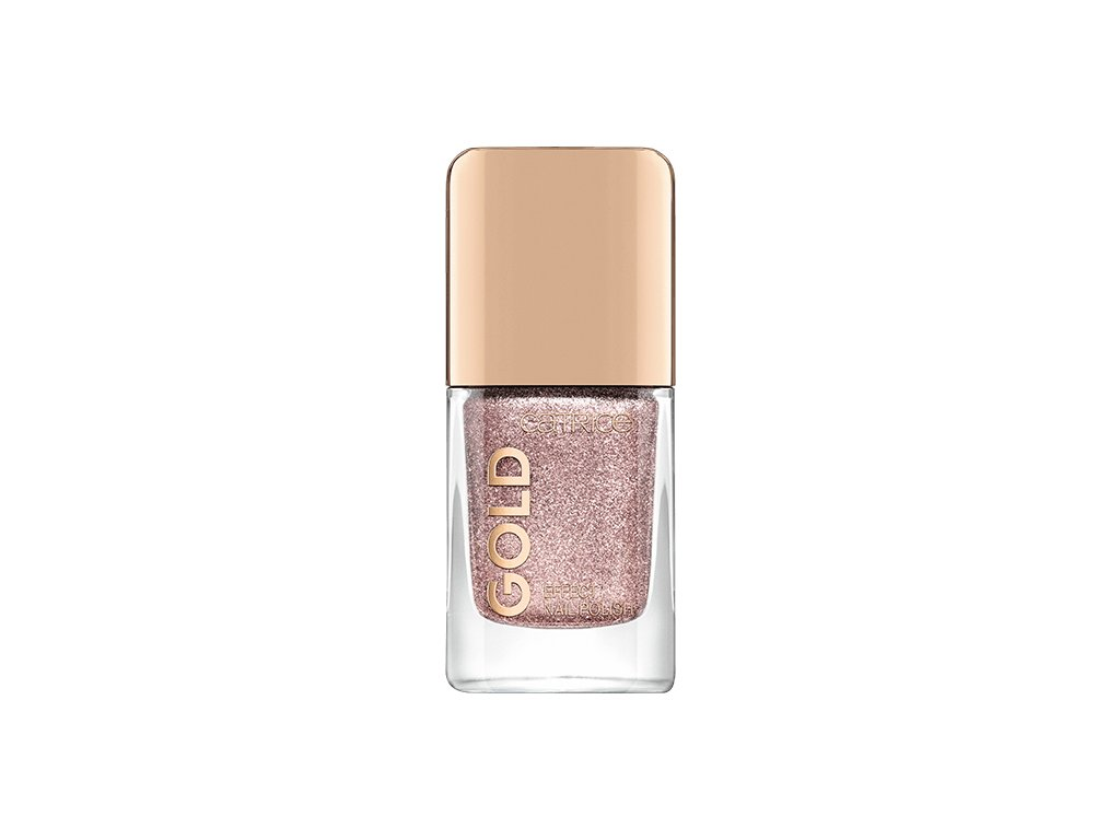CATRICE -  Lak na nehty Gold Effect 02 Fascinating Grace