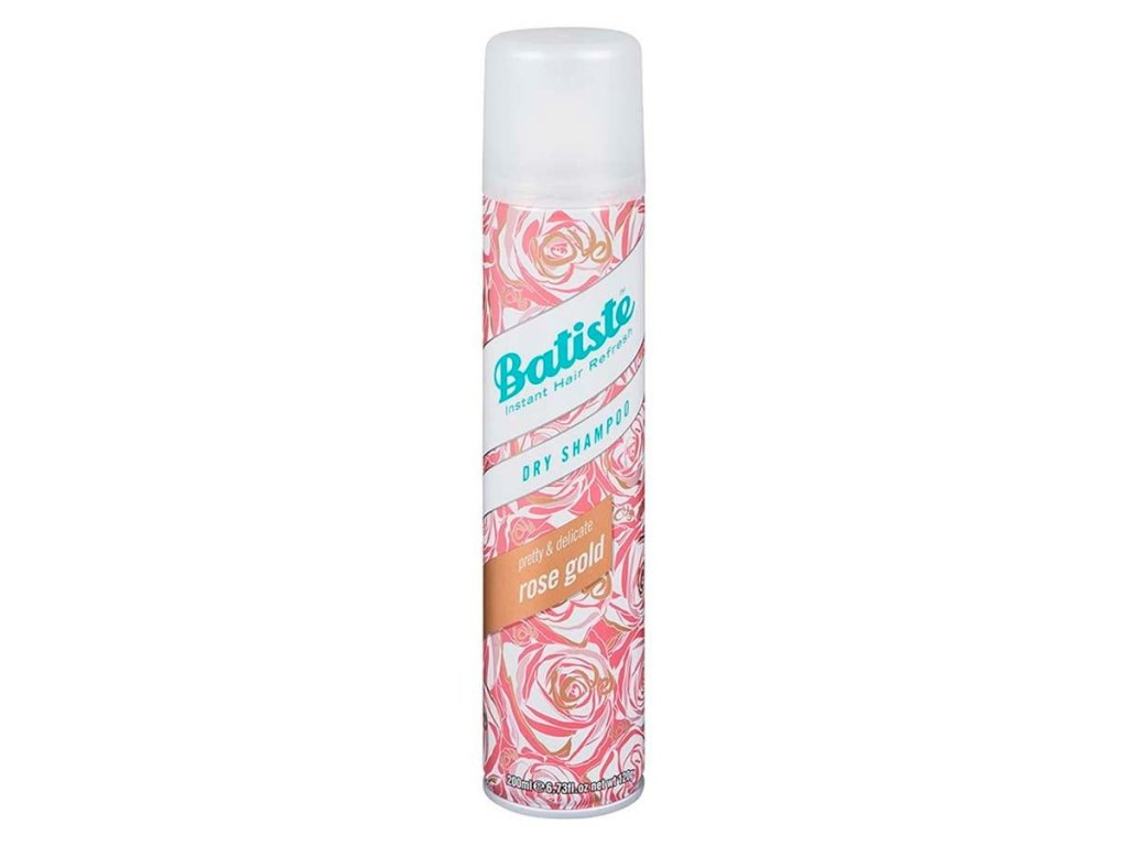 Batiste - Suchý šampon Rose Gold 200 ml