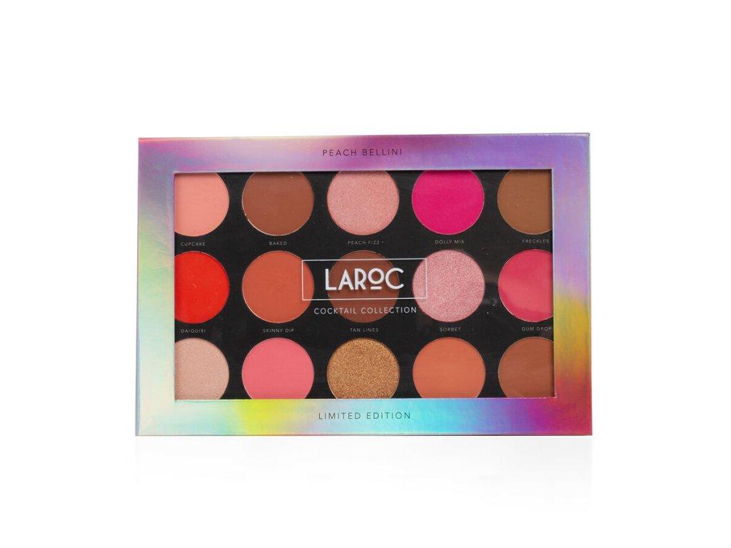 LaRoc - Paletka 15 stínů Peach Bellini