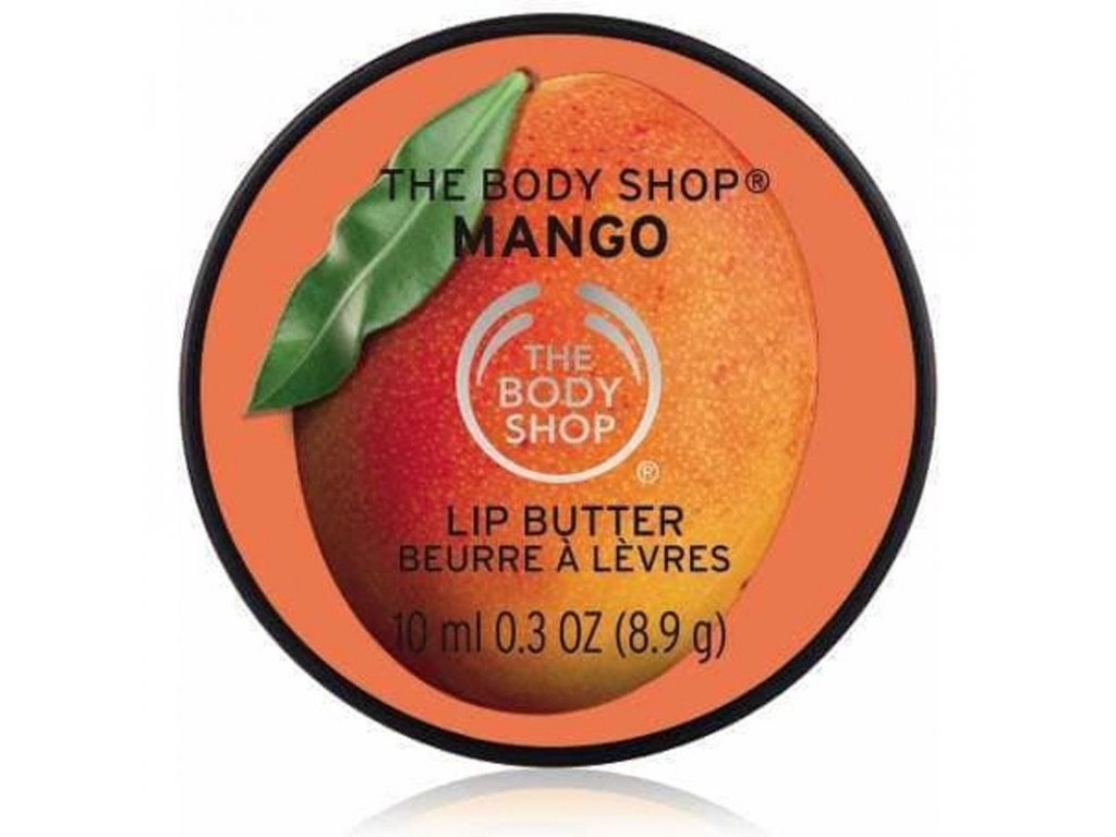 The Body Shop - Máslo na rty Lip Butter Mango 10 ml