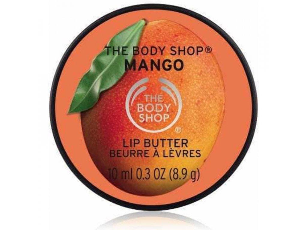 The Body Shop - Máslo na rty Lip Butter Mango 10 ml
