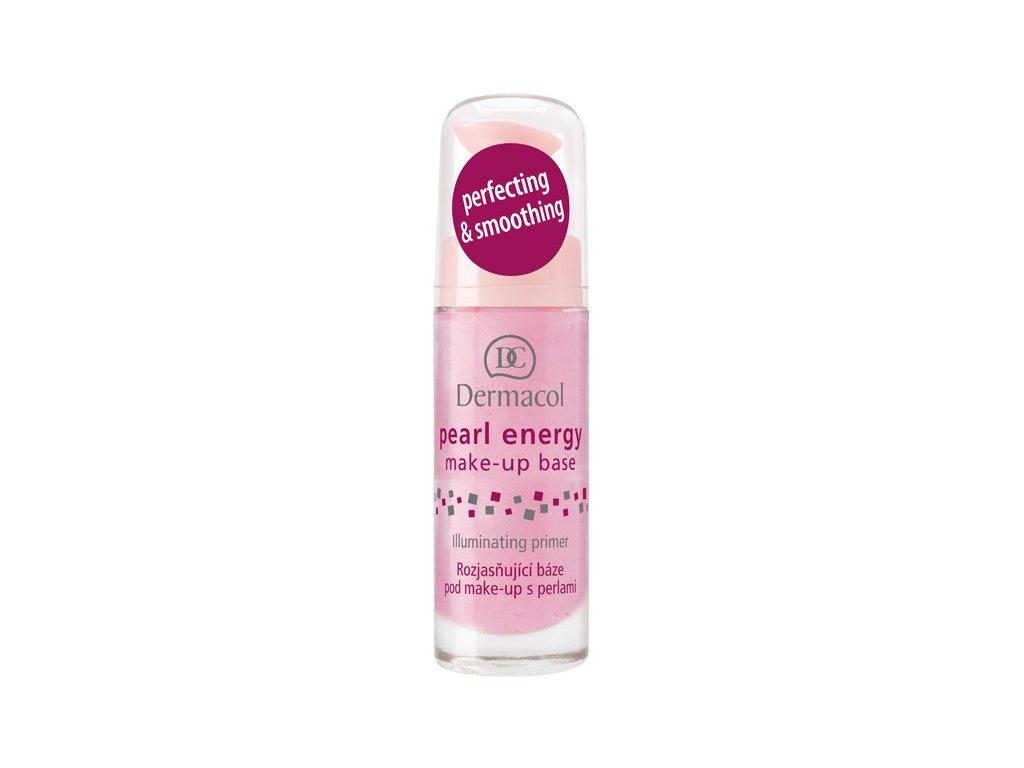 Dermacol - Báze pod make-up rozjasňující Pearl Energy 20 ml