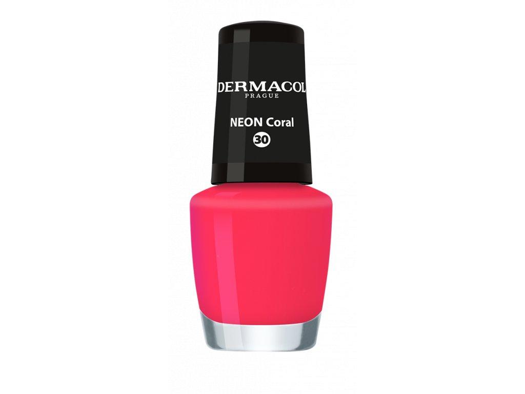 Dermacol - Lak na nehty Neon nail polish 30 5ml