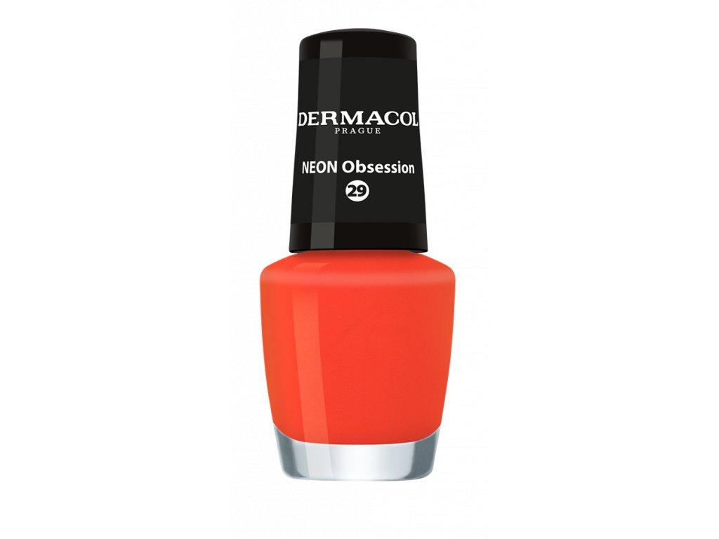 Dermacol - Lak na nehty Neon nail polish 29 5ml