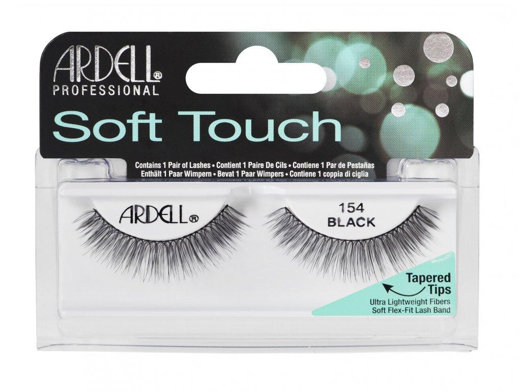 Ardell - Nalepovací řasy Soft Touch 154