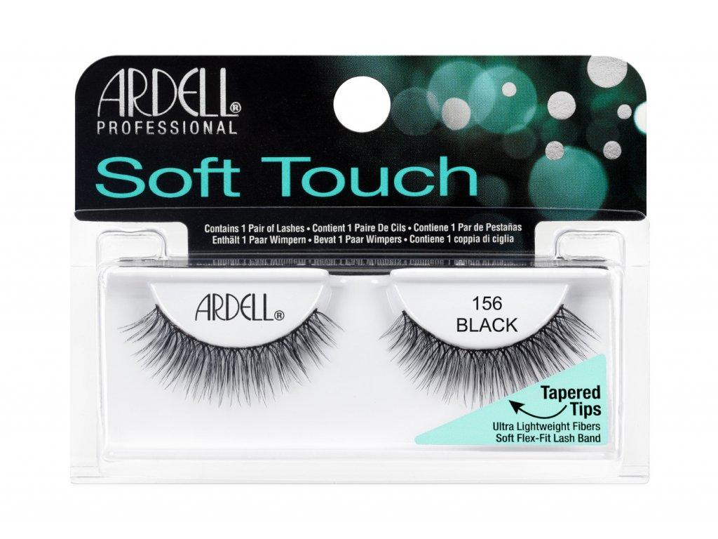 Ardell - Nalepovací řasy Soft Touch 156