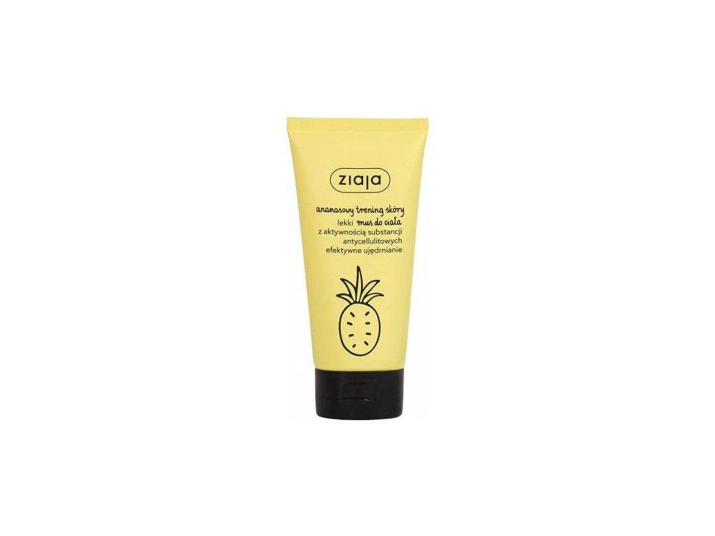 ZIAJA - Ananas tělová pěna 160 ml