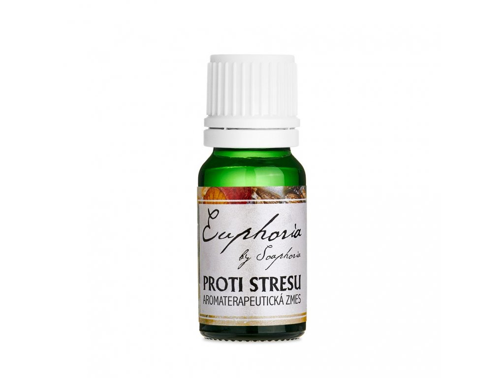 Euphoria by Soaphoria -  Proti stresu - aromaterapeutická směs přírodních silic 10ml - Silice
