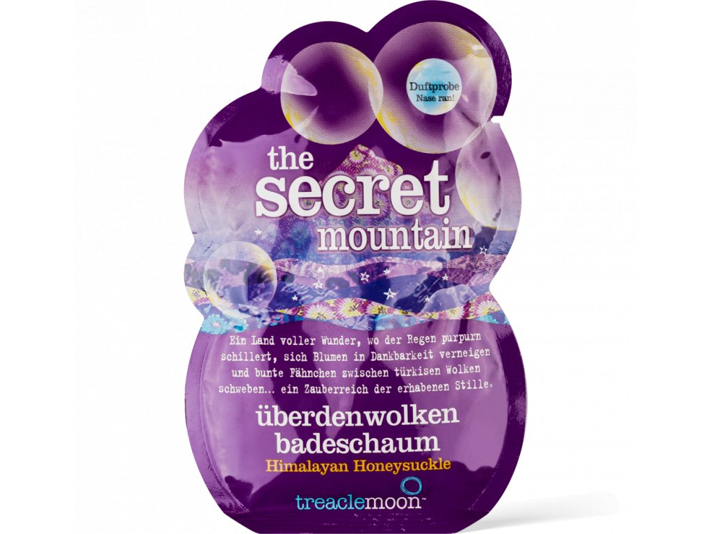 Treaclemoon - koupelová sůl Secret mountain, 80g