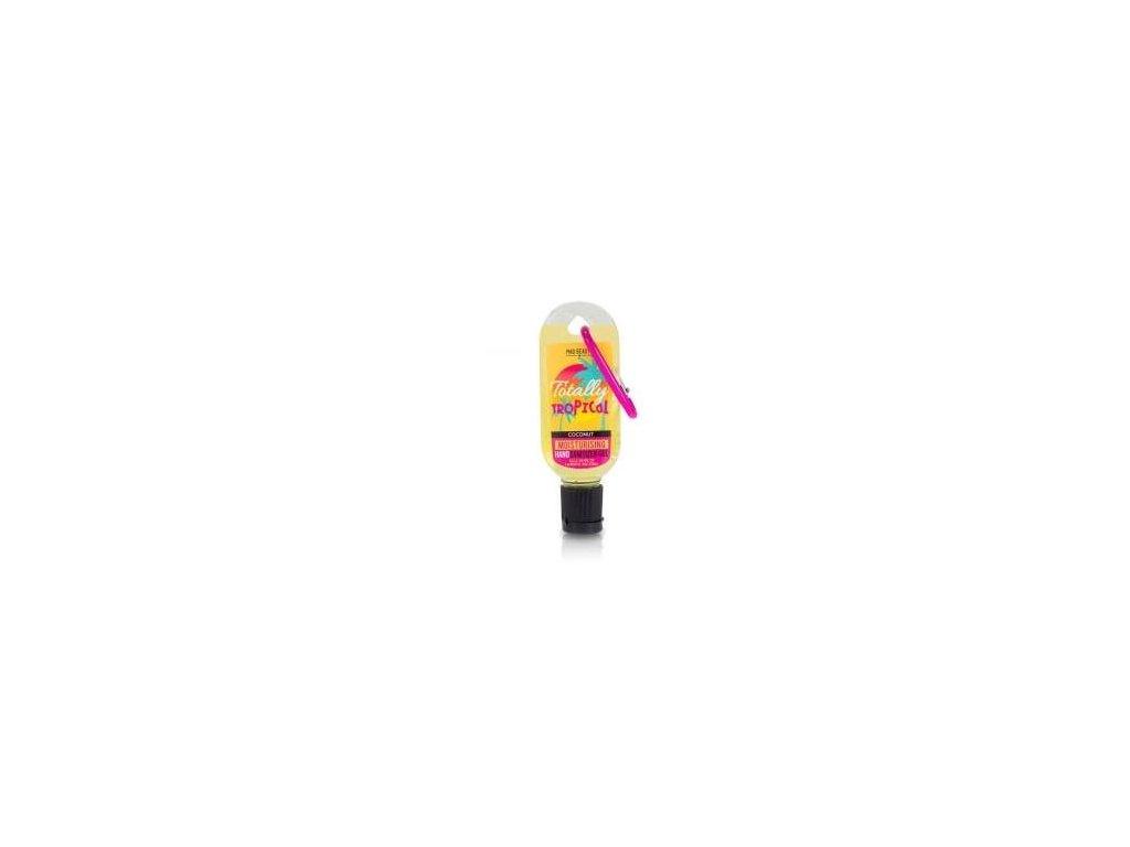 MAD Beauty - Antibakteriální Gel Clip & Clean Totally Tropical