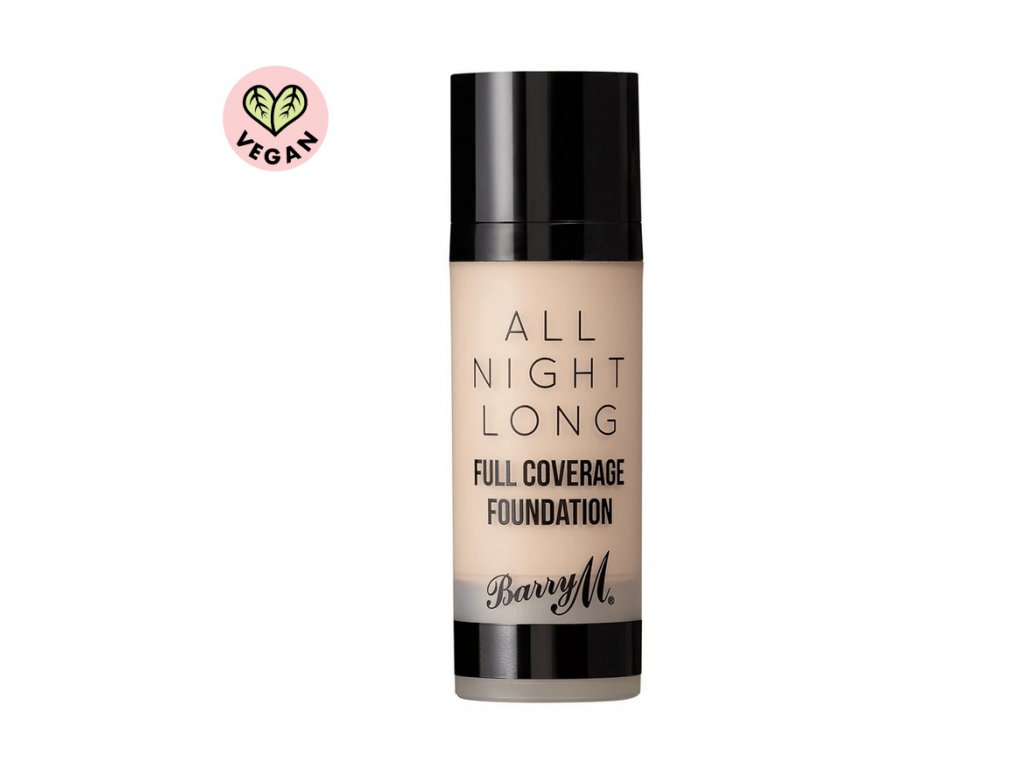 Barry M - Make-up All Night Long Full Coverage Foundation MILK