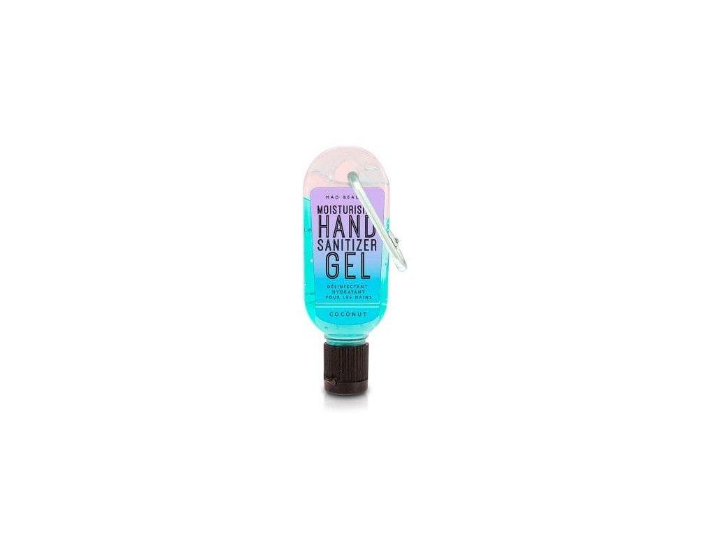 MAD Beauty - Antibakteriální Gel Clip & Clean NEON Coconut