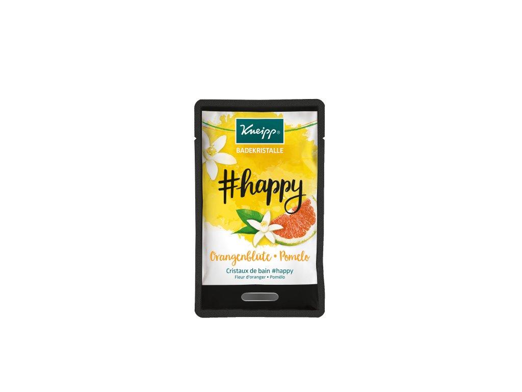 Kneipp - Sůl do koupele #Happy 60g