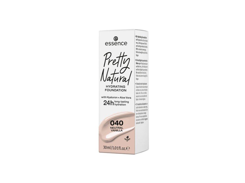 ESSENCE - Make-up Pretty Natural 040. Neutral Vanilla 30ml