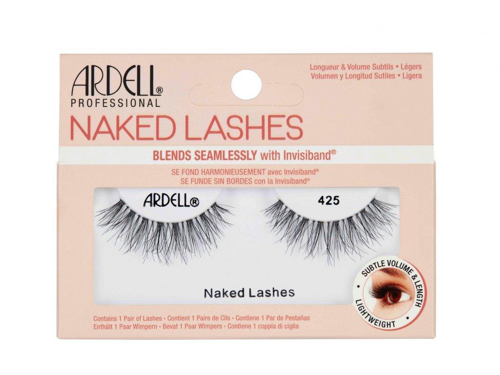 ARDELL - Nalepovací řasy Naked 425