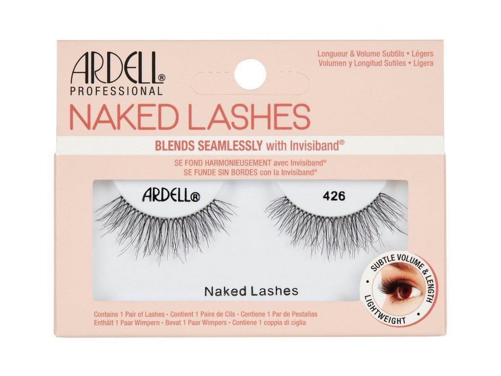 ARDELL - Nalepovací řasy Naked 426