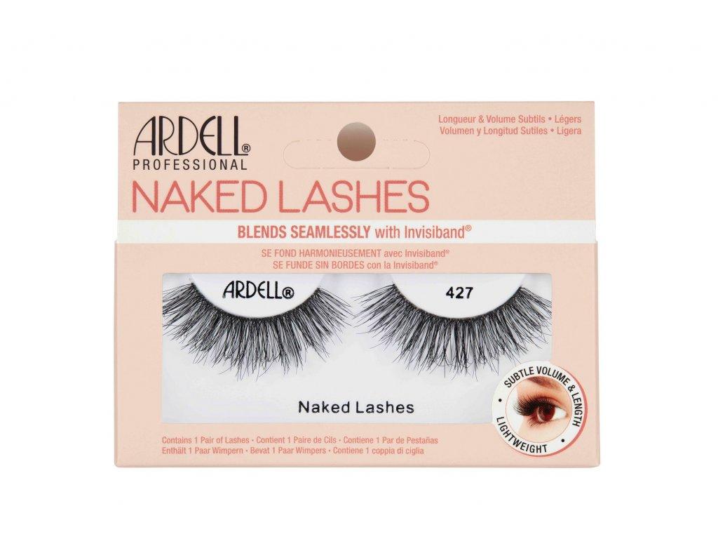 ARDELL - Nalepovací řasy Naked 427