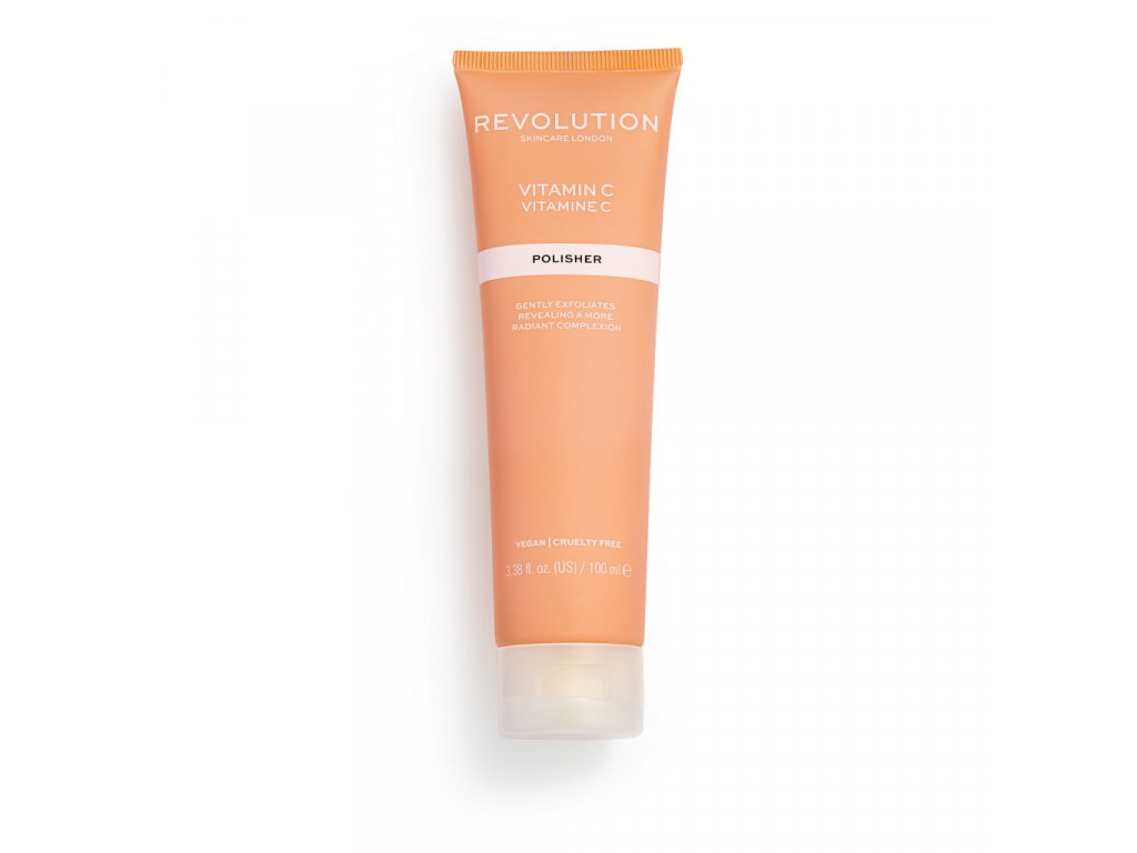 Makeup Revolution Skincare - Vitamin C Polisher100ml