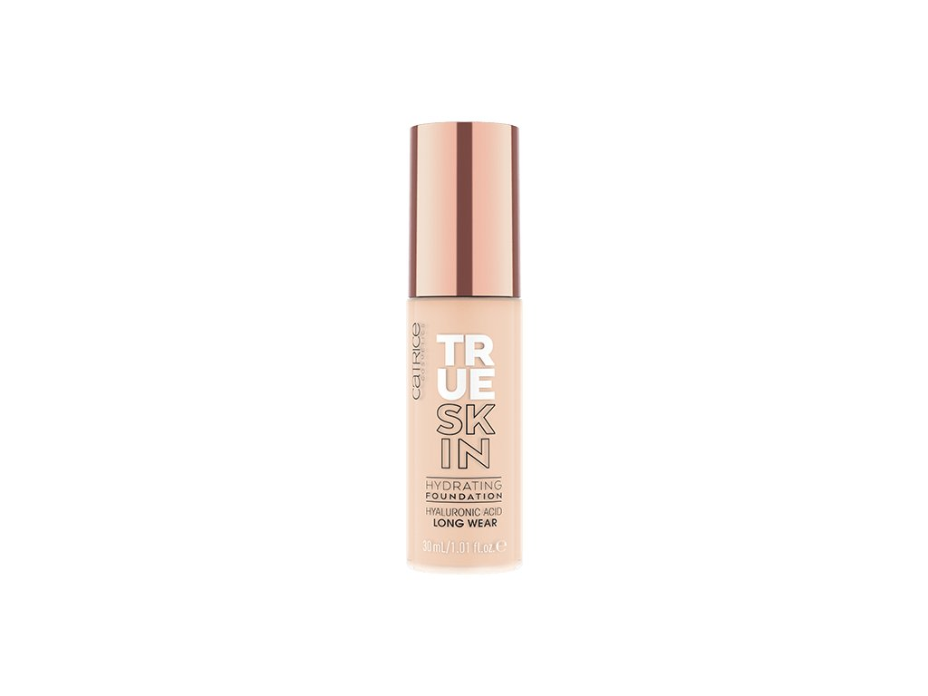 Catrice - Make-up True Skin 002 Neutral Ivory