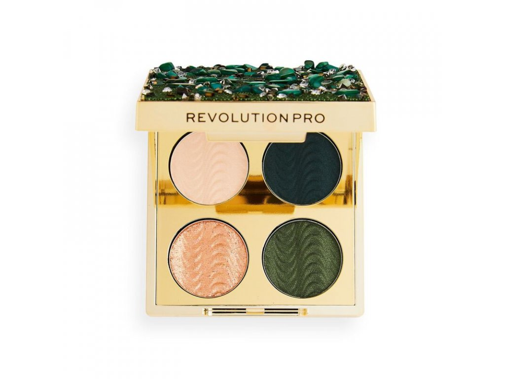 Makeup Revolution - paletka 4 očních stínů Ultimate Eye Look So Jaded