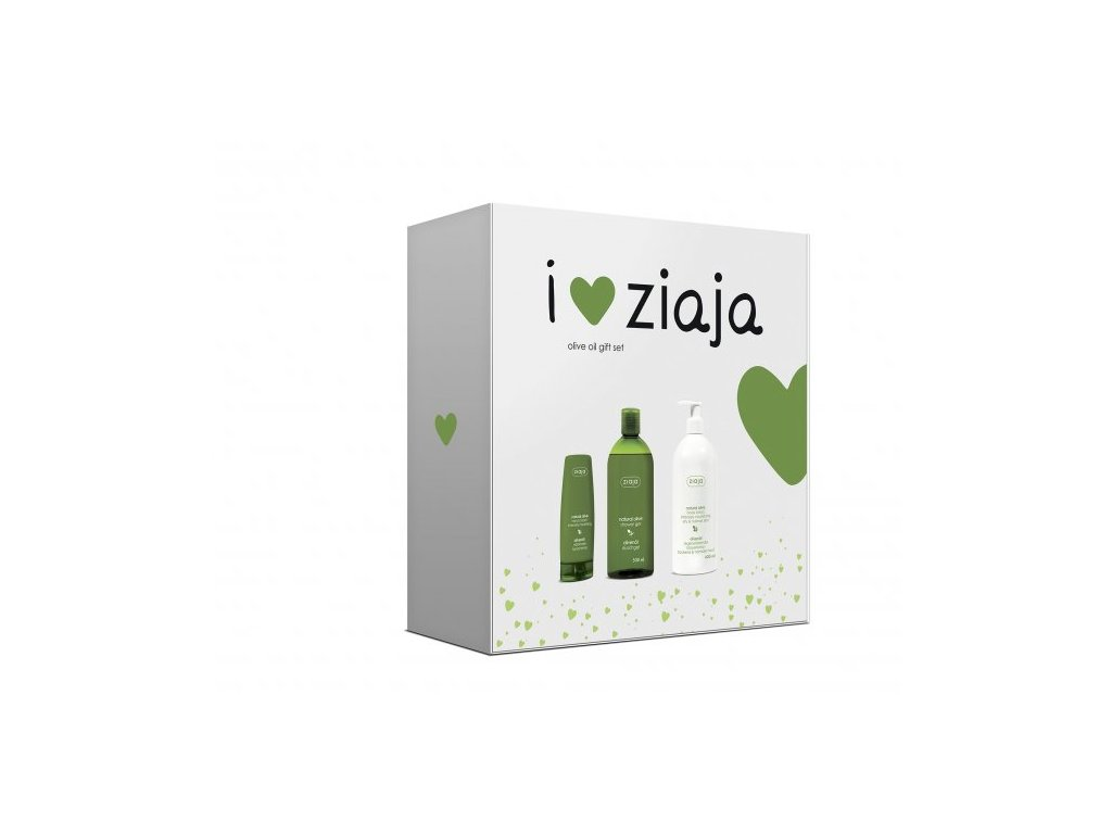 Ziaja - Dárková sada Olivový olej