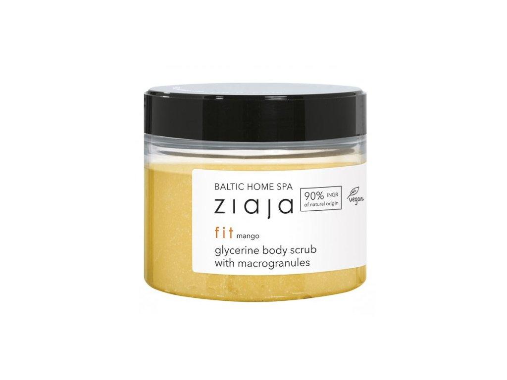 ZIAJA - Baltic home spa Fit hrubozrný tělový peeling 300 ml